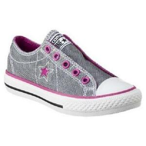 sparkly converse shoes