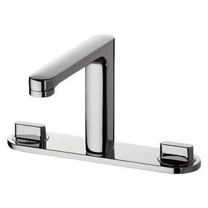 ideal standard moments 3 hole basin mixer tap ebay. Black Bedroom Furniture Sets. Home Design Ideas