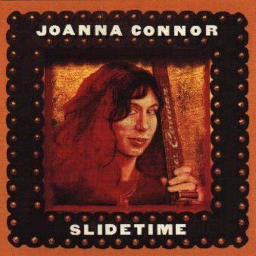 Slidetime - Joanna Connor (1998, CD NEU) Hdcd