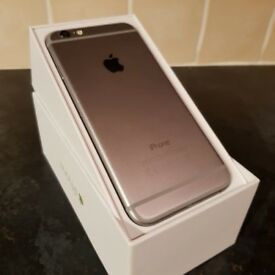 iPhone 6 Space Grey *Perfect Condition*, 16GB, Unlocked (Grade A)
