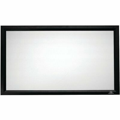Mgm 80-Inch HDTV Format Fixed Frame Projector Screen (80 Hdtv Fixed Frame)