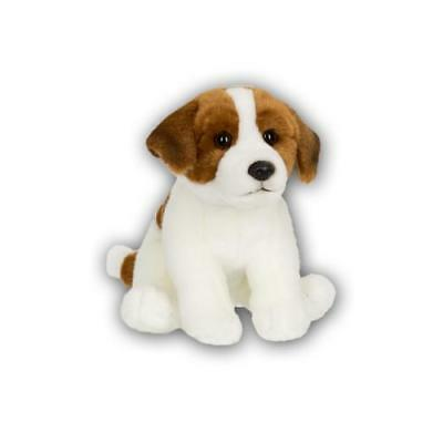 - Anna Club Jack Russel Terrier (18cm) Dog Lifelike Stuffed Animal New