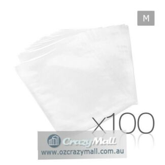 Pre Cut Food Storage Vacuum Sealer Bags