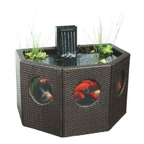 Blagdon affinity ponds water features ebay for Affinity pond