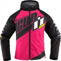 ICON TEAM MERC JACKET WOMEN/JAQUETTE MOTO TEAM FEMMES