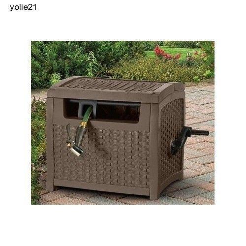 Garden Hose Storage Ebay