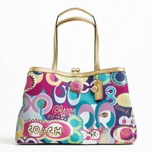 coach poppy purse outlet isqr  Coach Poppy Pop C