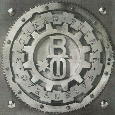 Bto ( Bachman-Turner Overdrive ) - Bachman-Turner Overdrive  (CD Used Very Good)