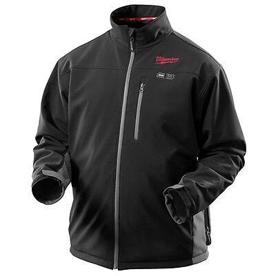 Milwaukee 2394-L M12 Cordless Black Heated Jacket Only - L on Rummage
