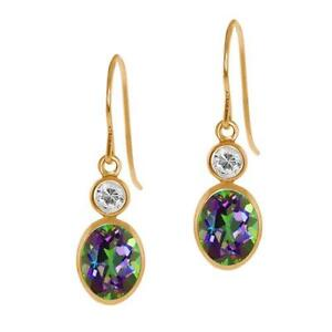 mira jewelry design topaz sterling mystic silver and earrings products