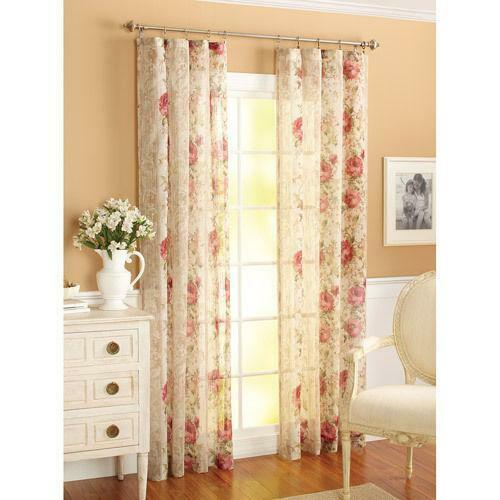 Better homes and gardens curtains ebay Better homes and gardens curtains