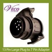 13 Pin Trailer Plug