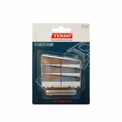 Replacement Blade For 2 Inch Tape Dispenser P-1200 Sy-123 By Tendo