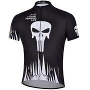 Skull Cycling Jersey