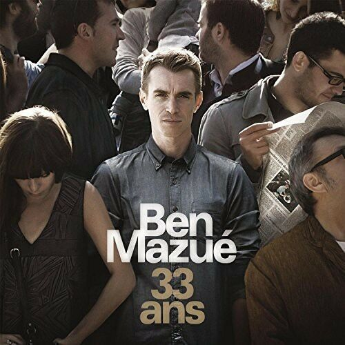 Ben Mazue, Ben Mazué - 33 Ans [New CD] Germany - Import