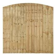 Arch Top Fence Panels Ebay