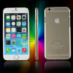 ULTRA THIN CLEAR FLEX CASE COVER SNAP ON FOR iPHONE 5,5S SNAP ON