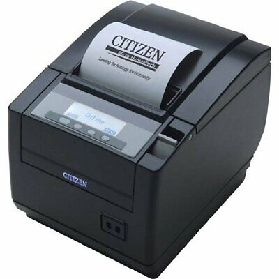 Citizen Ct-s601iis3btubkp Ct-s600 Thermal Pos Printer Usb-bluetooth-ios-android