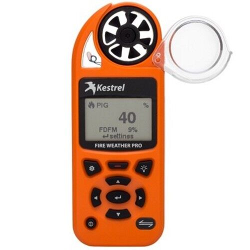 Kestrel 5500FW 0855FWORA Fire Weather Meter Pro   Factory Authorized Dealer