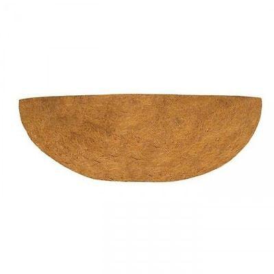 Gardman Half Round Coco Liner for 40cm / 16inch Blacksmith Wall Basket Manger