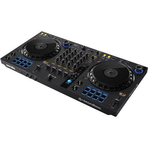 Pioneer DJ DDJ-FLX6 4-channel DJ Controller for Rekordbox & Serato DJ Pro