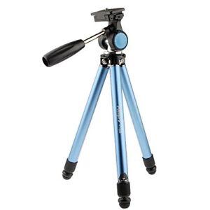 Trépied FotoPro FY- 683 -Bleu, Aluminum- Neuf- sceller