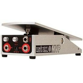 Ernie Ball MVP (Most Valuable Pedal Ever) 6182 Volume Pedal with Gain Boost.