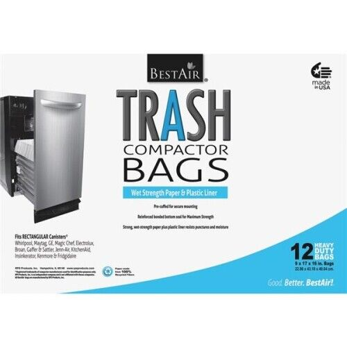 BestAir Trash Compactor Bag