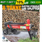 Unbranded Corded Electric Log Splitter Garden Log Splitters