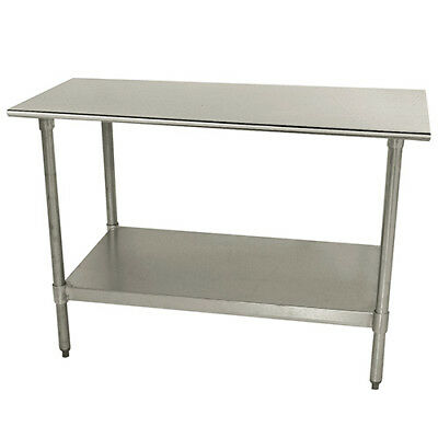Central Exclusive Tts245x Stainless Steel Work Table 60wx24d