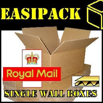 1000 Postal Cartons Cardboard Boxes 9x6x2.5