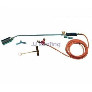 Gas Torch Roofing Large Propane Blow Torch Ebay