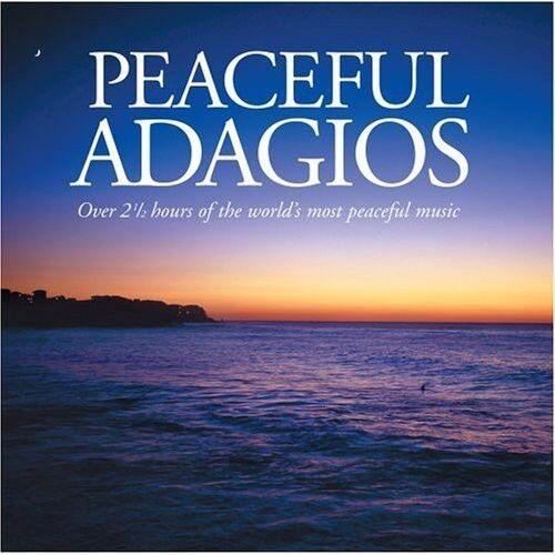 Various Artists - Peaceful Adagios / Various [New CD]