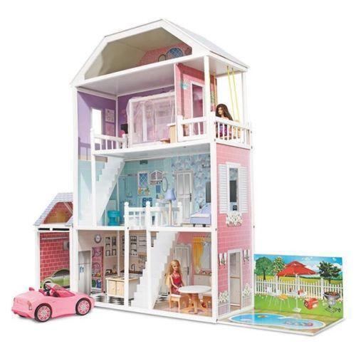 Building A Barbie House Games