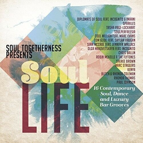 Various Artists - Soul Togetherness Presents Soul Life [new Cd] Uk - I