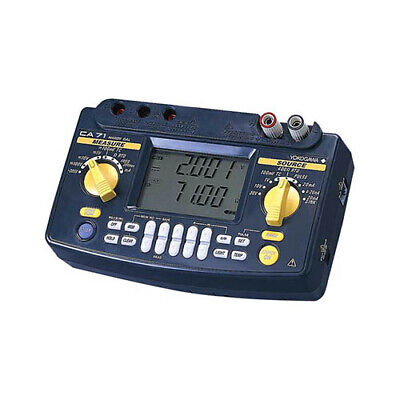 Yokogawa Ca71 Multifunction Calibrator Plus Tc And Rtd And Communicati