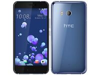 HTC U11 - Amazing Silver, 64GB 4GB RAM - Excellent Condition £390 Negotiable/ONO