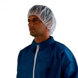 FOR POOL SKIMMER - 3M DISPOSABLE HAIR NET 407, (CASE OF 50)