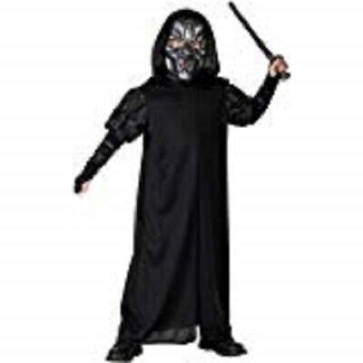 Death Eater Harry Potter Child's Halloween Dress Up Costume Size Small 4-6](Harry Potter Death Eater Halloween Costumes)