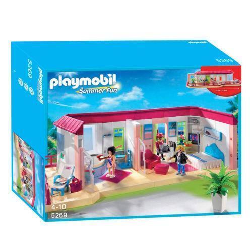playmobil hotel ebay. Black Bedroom Furniture Sets. Home Design Ideas