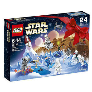 Lego Star Wars Advent Calendar 2016 - BRAND NEW with sealed