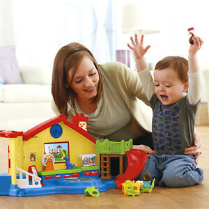 Fisher Price Little People Pre school Musical Playset BRAND NEW