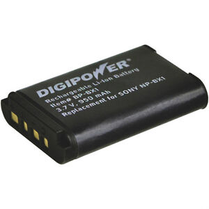 Digipower Rechargeable Batter for Sony (BP-BX1)