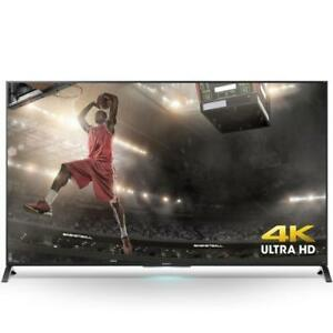 "SONY BRAVIA 55"" LED 4K 3D SMART UHDTV *NEW IN BOX WITH WARRANTY*"