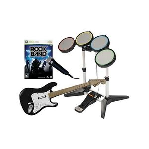 Rock Band for X-Box 360