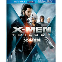 Sealed/New X-Men Trilogy Blu-Ray