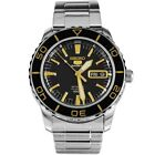 Seiko 5 Sports Men's 100 m (10 ATM) Wristwatches