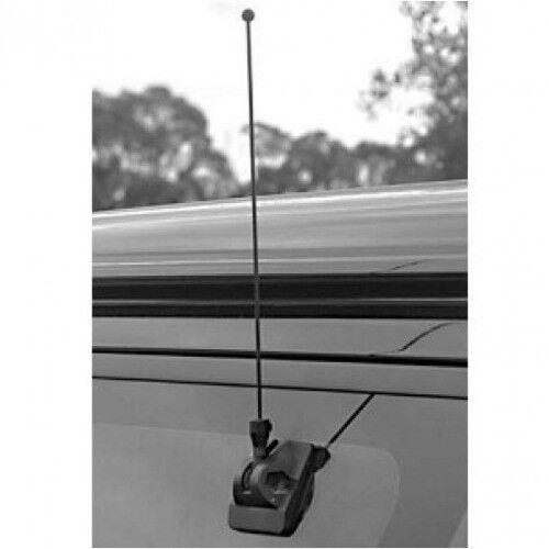 PCTEL AP454.3 UHF Glass Mount Antenna 410-512MHz w/15