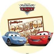Tortenaufleger Cars