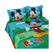 Mickey Mouse Bedding Full